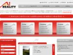 A1 REALITY - predaj, nákup, prenájom nehnuteľností