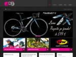 Obiščite trgovino s kolesi A2U in preverite bogato ponudbo opreme za kolesa in kolesarjenje. Izko