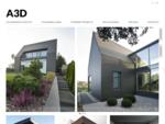 A3D - visuomeniniu pastatu, interjeru, gyvenamuju namu projektai