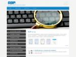 A3P s. r. o. | A3P s. r. o. - detektívne služby, ochrana osôb a majetku