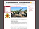 Kamratföreningen Smålandsartillerister