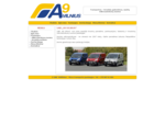 UAB A9Vilnius - Transportas – krovinių gabenimas, keleivinių ir krovininių mikroautobusų nuoma