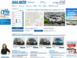 Autobazar AAA Auto Olomouc - v autobazaru nabízíme ojetá auta, výkup aut
