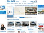 Autobazár AAA AUTO Trenčín - ojazdené autá, vozidlá, AAA AUTO - najväčší a najlepší výber ojazdenýc