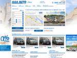 Autobazár AAA AUTO Žilina - ojazdené autá, vozidlá, AAA AUTO - najväčší a najlepší výber ojazdených