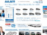 Autobazár AAA AUTO - ojazdené autá, vozidlá - najväčší a najlepší výber ojazdených áut auto moto