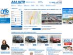 Autobazár AAA AUTO Banská Bystrica - ojazdené autá, vozidlá, AAA AUTO - najväčší a najlepší výber o