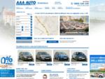 Autobazár AAA AUTO Bratislava - ojazdené autá, vozidlá, AAA AUTO - najväčší a najlepší výber ojazde