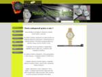 Predaj nástenných hodín, náramkových hodiniek, šperkov a doplnkov ako sú baterky, remienky, osky