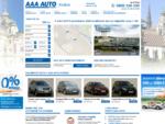 Autobazár AAA AUTO Košice - ojazdené autá, vozidlá, AAA AUTO - najväčší a najlepší výber ojazdených