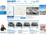 Autobazár AAA AUTO Lučenec - ojazdené autá, vozidlá, AAA AUTO - najväčší a najlepší výber ojazdenýc