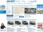 Autobazár AAA AUTO Michalovce - ojazdené autá, vozidlá, AAA AUTO - najväčší a najlepší výber ojazde