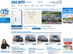 Autobazár AAA AUTO Poprad - ojazdené autá, vozidlá, AAA AUTO - najväčší a najlepší výber ojazdených