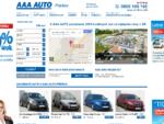 Autobazár AAA AUTO Prešov - ojazdené autá, vozidlá, AAA AUTO - najväčší a najlepší výber ojazdených