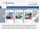 Najem jadrnice, Najem plovil, AAB YACHTING - Charter in prodaja plovil. jadrnico oddam, motorni