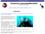 Aabenraa Sportsdykkerklub - Velkommen