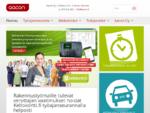 Työajanseuranta ja verkkokaupat - Aacon Oy