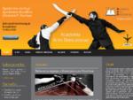 Academia Artis Dimicatoriae - spoznajte stare evropske borilne veščine. Akademija mečevanja nudi