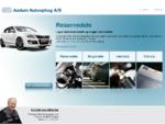 Aadum Autoophug - Brugte biler og reservedele Forside