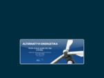 .. Vėjo jėgaines, saulės kolektoriai..