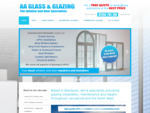 Windows Conservatories - Lancashire | AA Glass Glazing Ltd