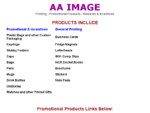 AA IMAGE - Printing, Promtional Products, Rewards Incentives