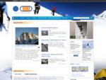 Uradna stran AAO - akademski alpinistični odsek, kjer so zbrane vse reportaže športnih uspehov in a