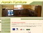 Aarain Furniture OÜ - Puidust mööbel ja trepid - Avaleht