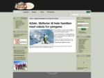 A2ski skiferier på nettet. Hold din billige skiferie i à˜strig eller Italien og få dansk bà¸rne sk