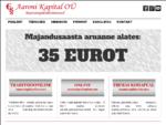 Aaroni Kapital OUuml - Raamatupidamisteenus Tartu, raamatupidamisteenused Tartu, raamatupidamistee