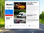 Taksi Mäntsälässä kuljettaa perille. Taksipalvelumme tarjoaa myös mm. kotiseutumatka pikkubusseill