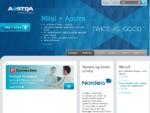 Kommunikasjon for bedrifter - tale og video - Aastra Norge