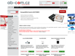 Ab-com. cz | Počítače, elektronika a spotřební materiál