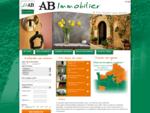 Les agences immobilières de AB Immobilier situées dans le Nord de la France vous proposent leurs...