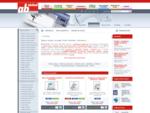 Internetový obchod - špecialista na šijacie stroje, kancelársku techniku a krištáľ.