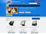 Pokladní systémy pokladny pro restaurace, obchody, hotelové systémy
