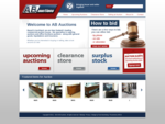 AB Auctions, Auckland - Catering Auctions, Commercial Auctions - Home