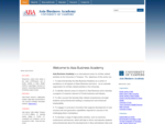 Asia Business Academy —