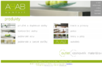 ABAB comfort - nerezové stoly, stolíky, stoličky, police, kreslá, pohovky, brány, ploty