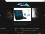 ABAL, l'agence de communication à Annecy en Haute-Savoie, agence web, création sit...