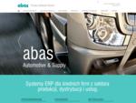 ABAS systemy klasy ERP - Oprogramowanie dla małych i średnich firm