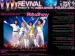 ABBA - SHOW COVER, POLSKA ABBA, ABBACOVER SHOW NA ŻYWO, HITY PRZEBOJE COVERY ABBY