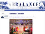 Willkommen - ABBAlance Die ABBA Show