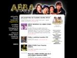 ABBA Stars fanklub - aktuality