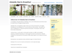 Abbekås Bed Breakfast   budgetboende vid havet