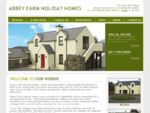 Abbey Farm Holiday Homes Skibbereen West Cork Ireland, Self Catering, Farmhouse Cottages Ireland