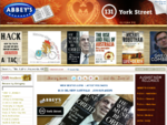 Buy books online or at 131 York Street | History, Science, Crime Fiction, Classics, Literature