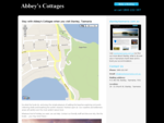 Stanley Tasmania accommodation at Abbeys Cottages