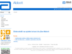medicinska oprema, pripomočki, prehrana Abbott Laboratories d. o. o.