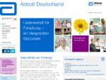 Gesundheit und Fürsorge Abbott Deutschland